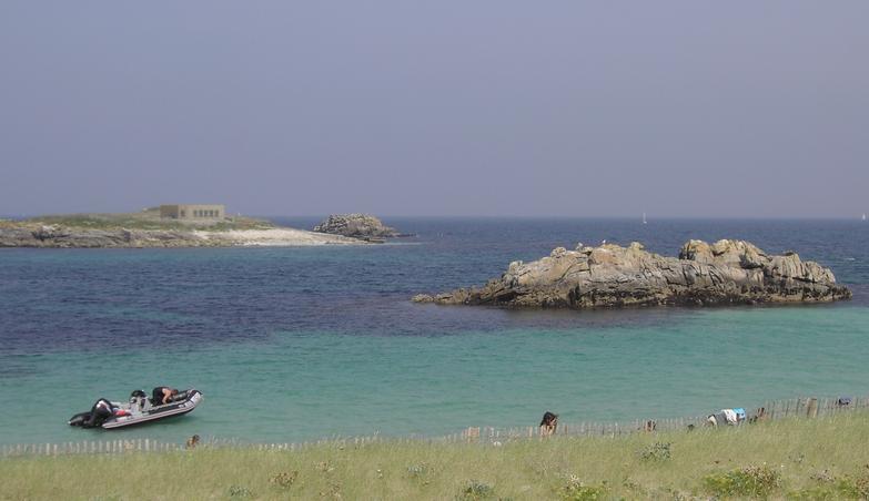 L'archipel des Glénan
